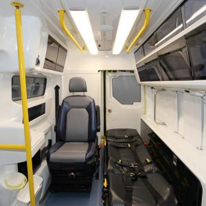 Rescue Vehicle Profile Progrez Ambulance